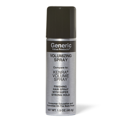 Volumizing Spray Compare to Kenra Volume Spray Travel Size