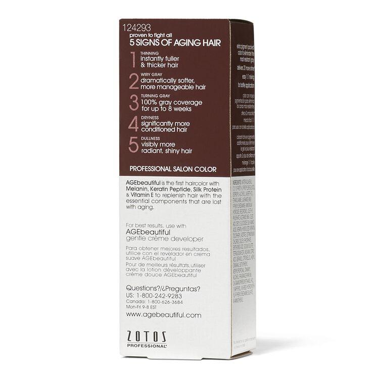 3NN Darkest Intense Brown Permanent Liquid Hair Color