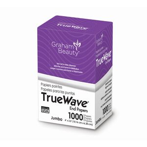 Truwave Jumbo End Paper