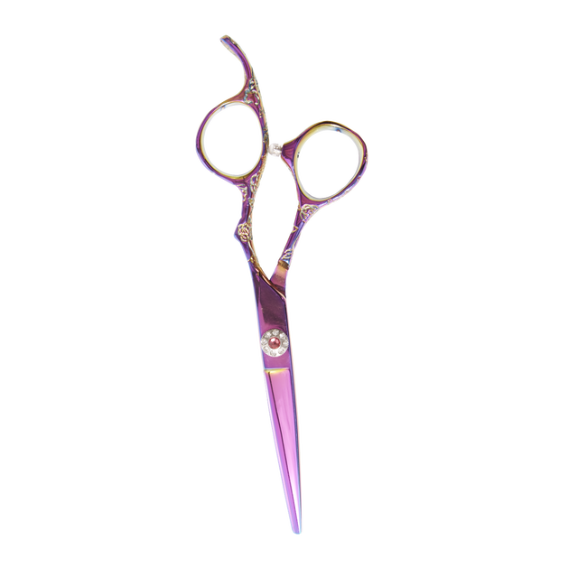 Rainbow Carved Styling Shears