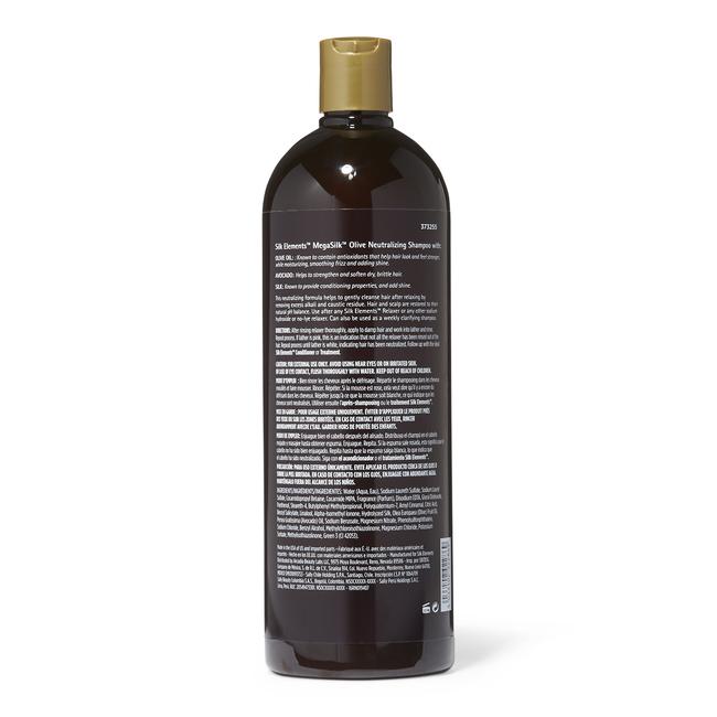 MegaSilk Olive Neutralizing Shampoo