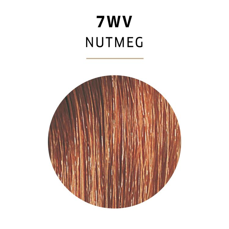 Nutmeg Color Charm Gel Permanent Hair Color