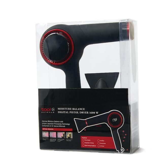 Moisture Balance Digital Pistol Dryer