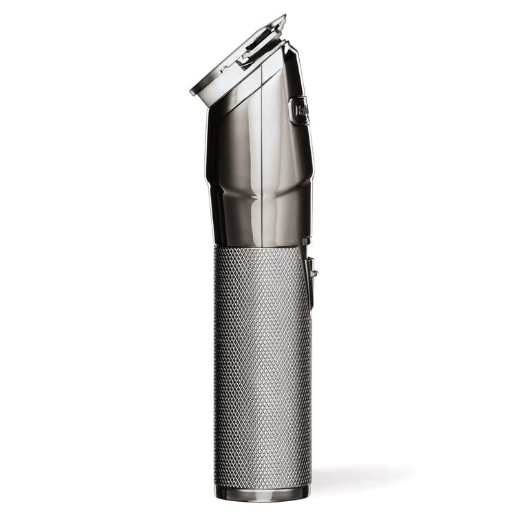Silver Metals Cordless Trimmer