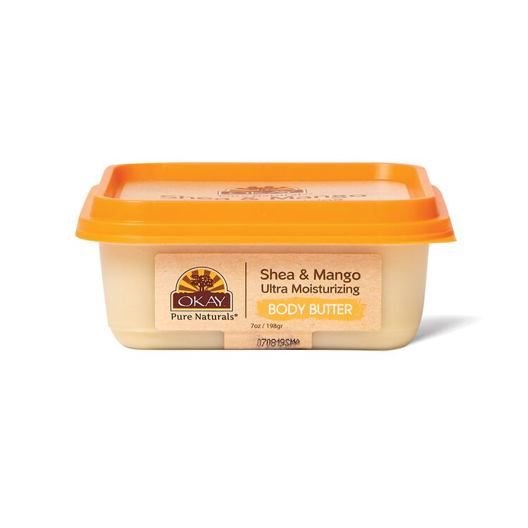 Shea & Mango Body Butter 8 oz