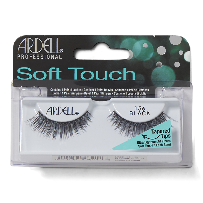 3c9d0d22494 156 Soft Touch Black Lashes by Ardell | Eyelash Extensions | Sally ...