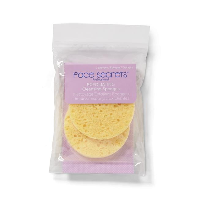 Professional Exfoliating Cleansing Sponges