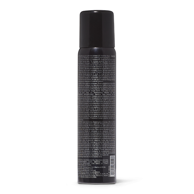 Explosive Black Temporary Hair Color Spray
