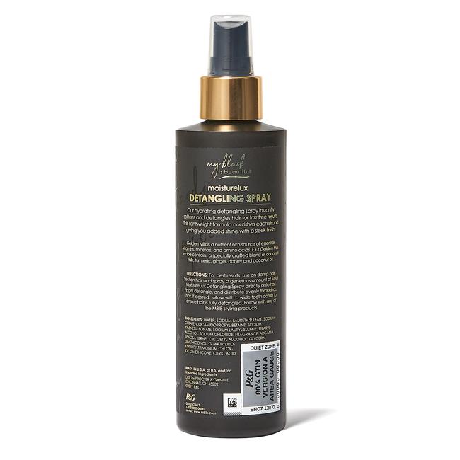 Moisture Luxe Detangling Spray