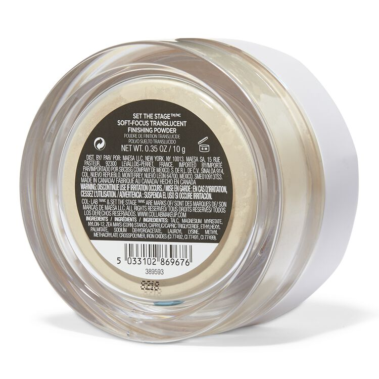 Set The Stage Soft-Focus Translucent Finishing Powder