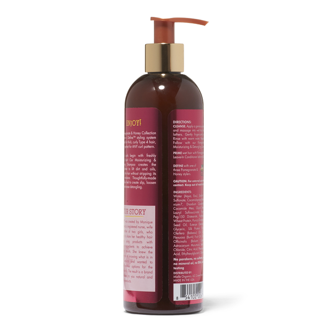 Pomegranate & Honey Shampoo
