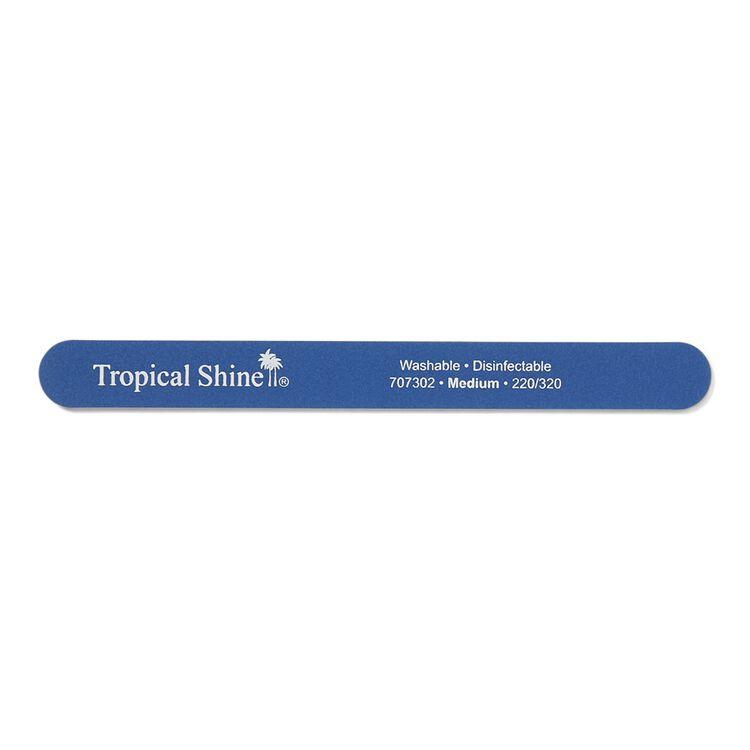 Blue Cushion Nail File Medium 220/320