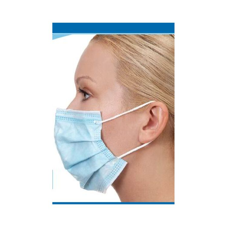 10 Pack Disposable Face Masks