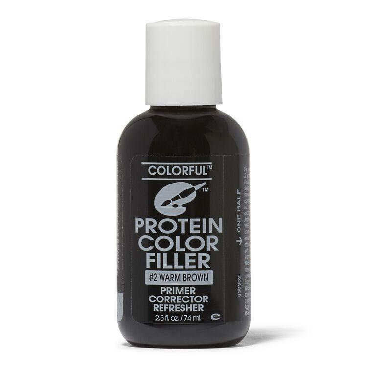 #2 Warm Brown Protein Filler