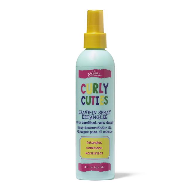 Curly Cuties Leave-In Spray Detangler