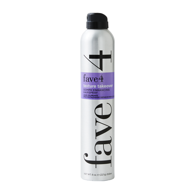 Texture Takeover Oomph Enhancing Hairspray