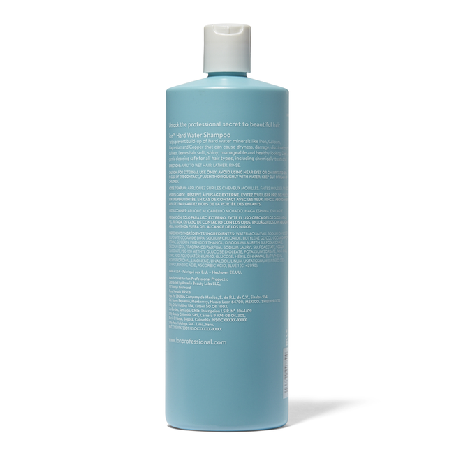 Hard Water Shampoo
