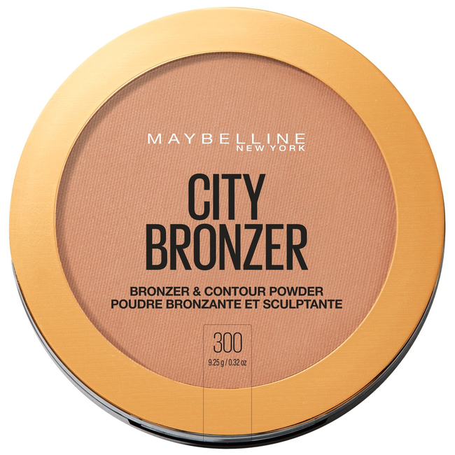 City Bronzer, Bronzer and Contour Powder Light