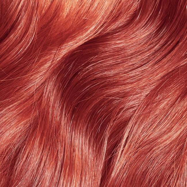 Salmon Semi Permanent Hair Color