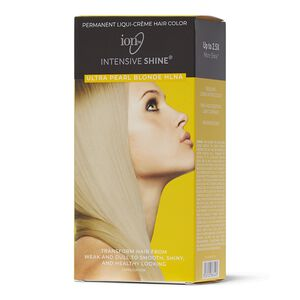 Intensive Shine Hair Color Kit Ultra Pearl Blonde HLNA