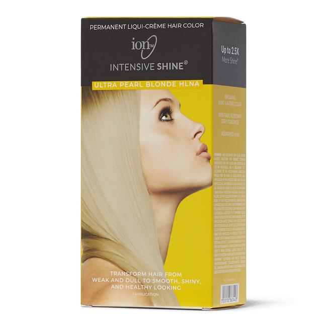 Intensive Shine Hair Color Kit Ultra Pearl Blonde HLNA