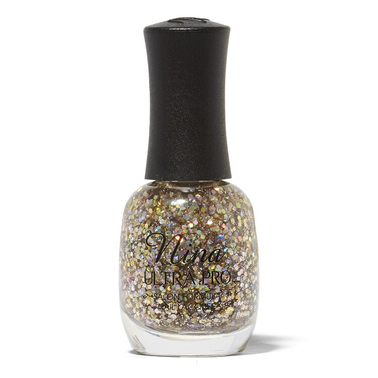 Gilded Nail Lacquer
