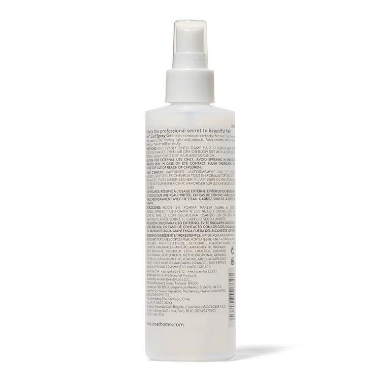 Curl Spray Gel