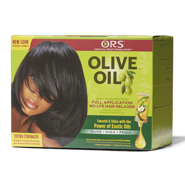 Olive Oil Extra Strength Relaxer System