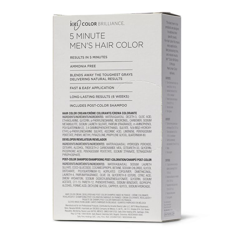 Truly Black 5 Minute Hair Color