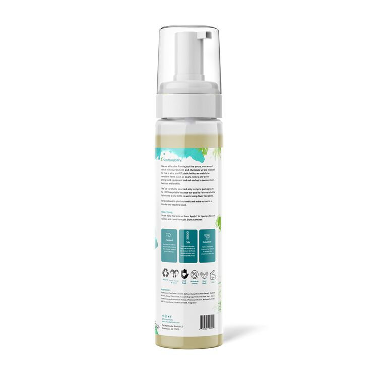 Flaxseed Styling Mousse 7oz
