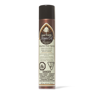 Argan Oil Volume Hair Spray
