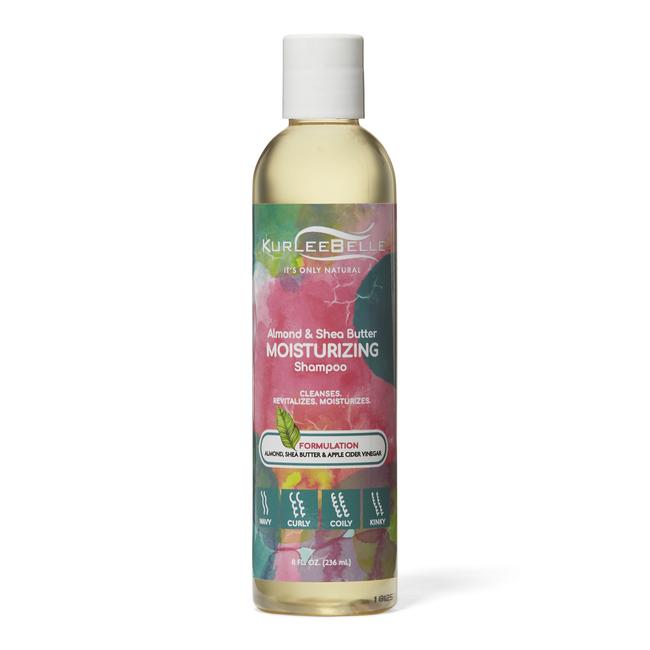 Almond & Shea Butter Moisturizing Shampoo