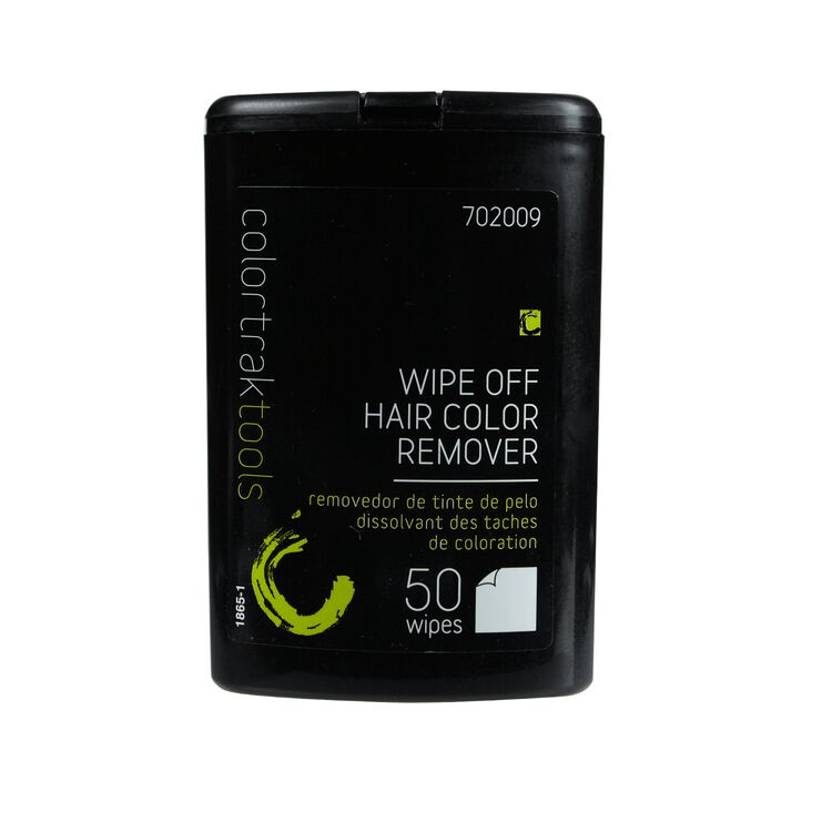 Hair Color Remover Wipes