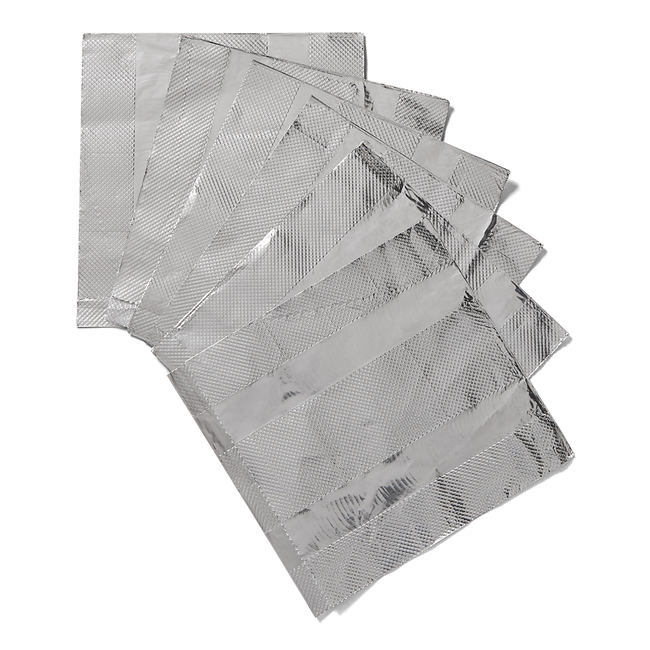 Pre-Cut Foil Sheets 5 x 11