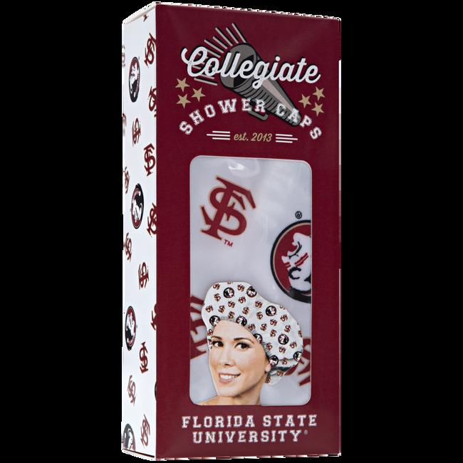 Florida State University Collegiate Shower Cap