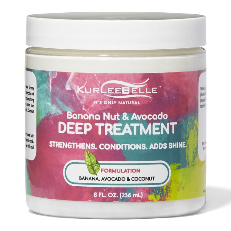 Banana Nut & Avocado Deep Treatment