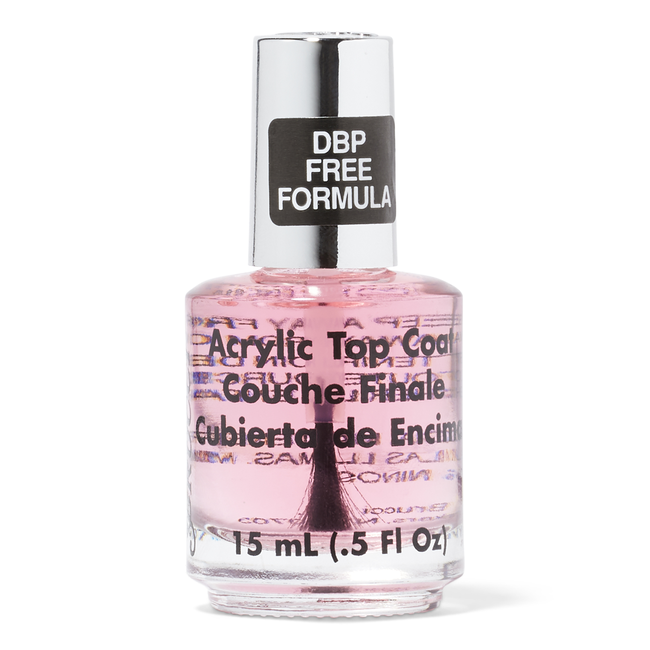 DBP Free Acrylic Top Coat