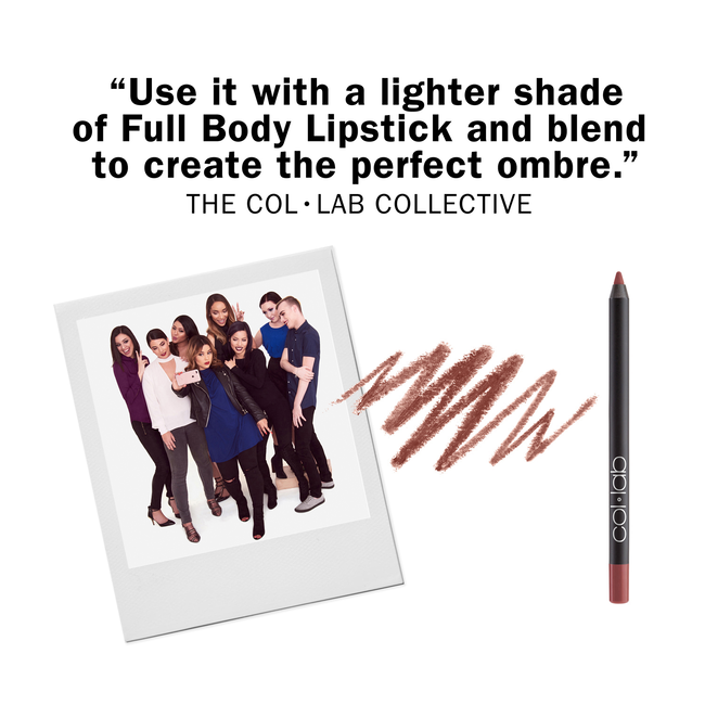 Line & Define Lip Contouring Pencil Petal Pusher