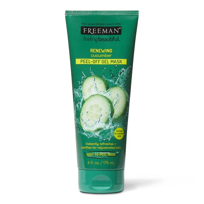 Renewing Cucumber Peel-Off Gel Mask