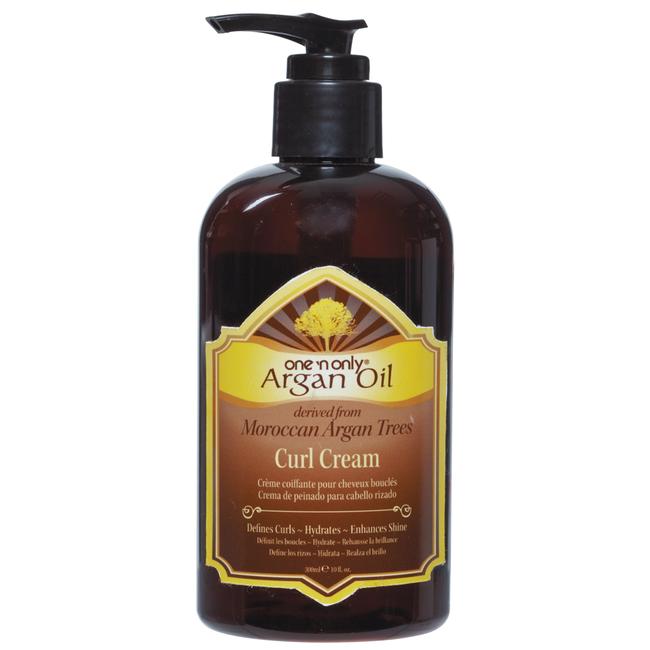 Argan Oil Curl Cream