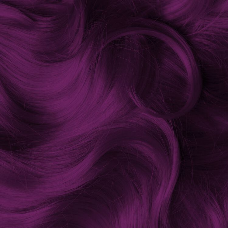 Purple Haze Semi Permanent Cream Hair Color