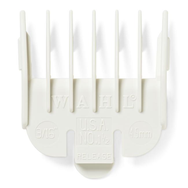 3/16 Inch Color Coded Comb Attachments
