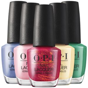 Hollywood Nail Lacquer Collection