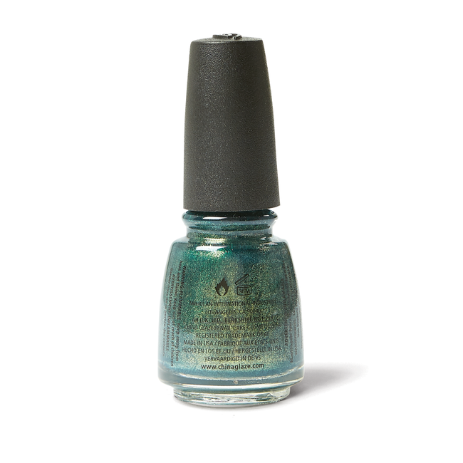 Green With Jealousy Nail Lacquer