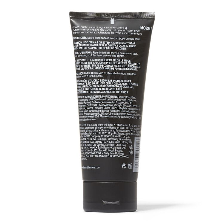 Firm Finishing Gel