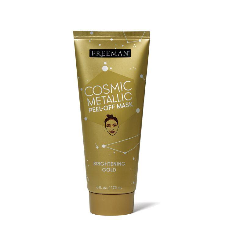 Cosmic Metallic Peel Off Mask - Brightening Gold