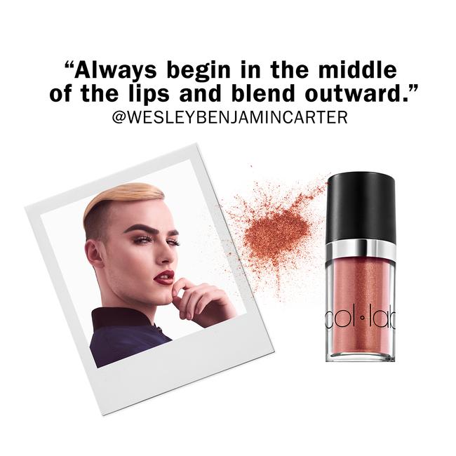 Glitter & Go Lip Pigment Fetish
