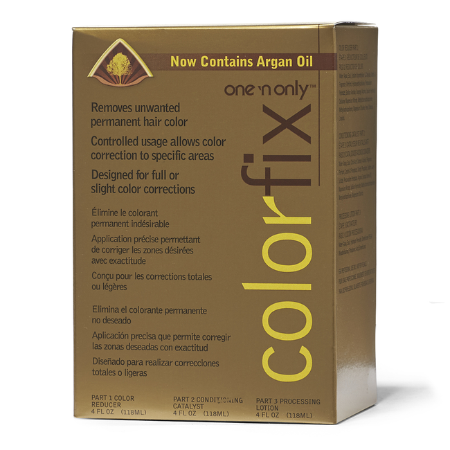 bcca5aba4a9be One  N Only Colorfix Hair Color Remover