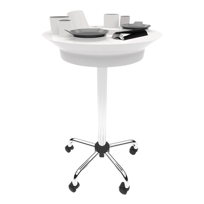 360 Trolley Lite White