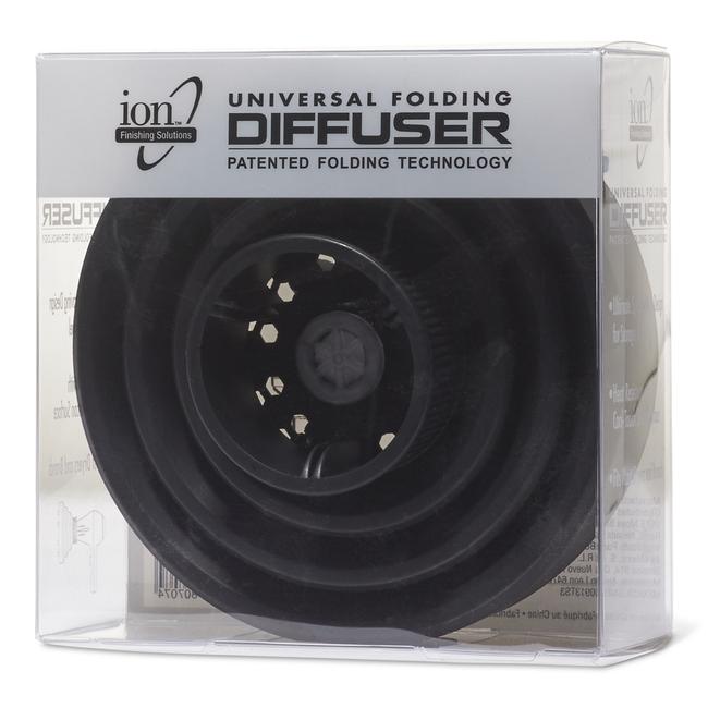 Black Universal Diffuser